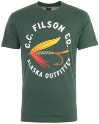 Filson Ranger Graphic T-shirt - Green
