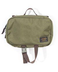 Filson Ripstop Travel Pack Nylon Bag - Otter Green