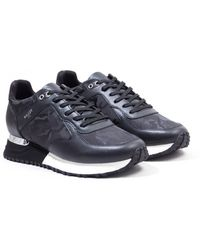 Mallet - Lux 2.0 Midnight Camo Trainers - Lyst