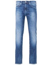 Edwin Ed-80 Slim Tapered Jeans - Blue