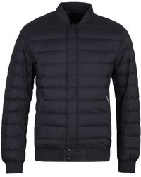 Polo Ralph Lauren Down Black Bomber Jacket