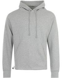 Uniform Bridge Pullover Hooded Sweatshirt - Grey