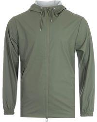 Rains Storm Breaker Jacket - Olive - Green