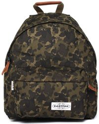 Eastpak - Padded Pak'r Opgrade Camo Backpack - Lyst