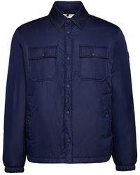 Woolrich Alaskan Jacket - Blue