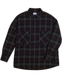 Woolrich Flannel Shirt - Black