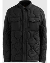 Woolrich Aimé Leon Dore / Quilted Shirt - Black