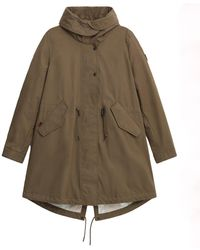 Woolrich - Over Parka - Lyst