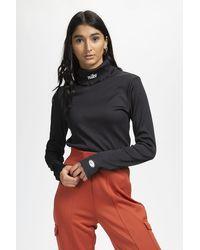 Nike Women's Turtleneck - Black