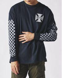 Rhude Classic Checker Shirt - Black