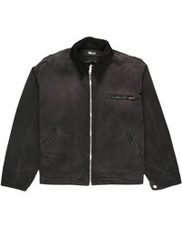 Billy Holly's Dad's Jacket - Black