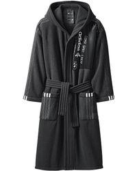 Alexander Wang Aw Polar Robe - Black