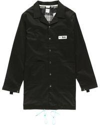 PUMA X Rhude Single-breasted Coat - Black