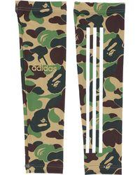 adidas Originals Bape X Arm Sleeve - Green