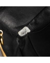 aaf04ea1c94f Chanel - Black Vertical Quilted Lambskin Vintage Jumbo Xl Fringe Camera Bag  - Lyst