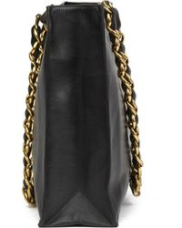 a631d437d53b Chanel - Black Lambskin Vintage Jumbo Xl Timeless Shopping Tote - Lyst