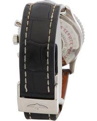 Breitling - Navitimer Chronograph Stainless Steel - Lyst