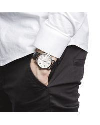 Montblanc - Stainless Steel - Lyst