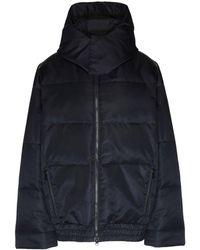 Y-3 - Down Hoodie Jacket - Lyst