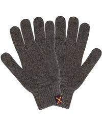 Paul Smith Optic Tape Glove Slate - Grey