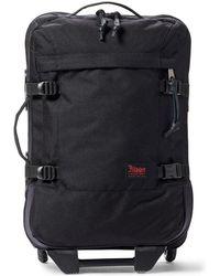 Filson Dryden 2-wheel Carry-on Bag - Blue