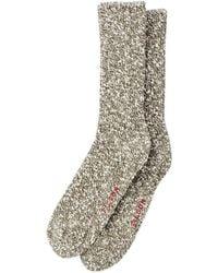 Filson Cotton Ragg Socks - Green