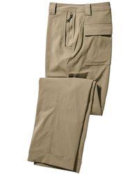 Filson Light Weight Treking Pant Gray Khaki - Multicolor