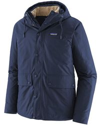 Patagonia Isthmus 3-in-1 Jacket - Blue