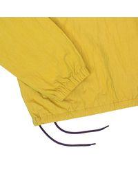 Hikerdelic Conway Smock Jacket - Yellow