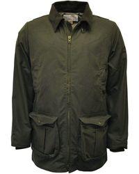 Filson Shooting Wax Jacket - Green
