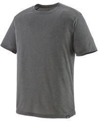 Patagonia Cap Cool Trail Shirt - Grey