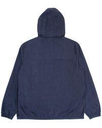 Hikerdelic Conway Smock Jacket - Blue