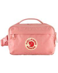 Fjallraven Kanken Bags Fjallraven Kanken Hip Pack - Pink