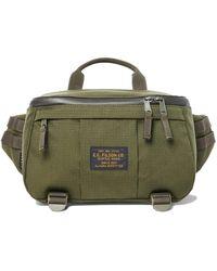 Filson Ripstop Compact Waist Pack - Green