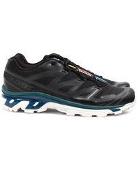 and wander X Salomon Xt-6 Sneakers - Black