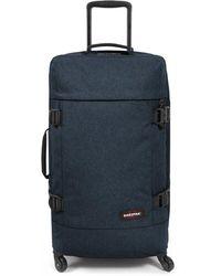 Eastpak Trans4 Medium Travel Bag - Blue