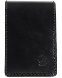 Fjallraven Ovik Card Holder Large - Black