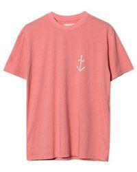 La Paz Dantas Logo T-shirt - Pink