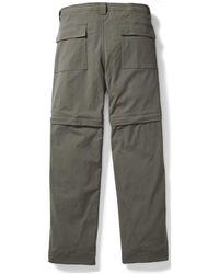 Filson Light Weight Treking Pant Evergreen - Gray