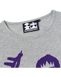 Make Make Toy Chief T-shirt - Grey