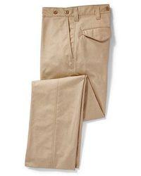 Filson Dry Shelter Cloth Pant - Natural