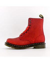 Dr. Martens 1460 Pascal (w) - Red