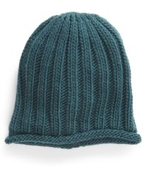 Free People Rory Rib Knit Beanie - Multicolor