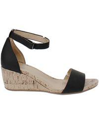 Naturalizer Areda Dress Sandals - Black