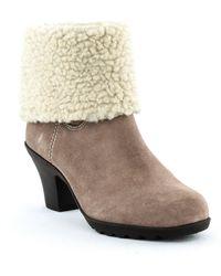 Anne Klein Heward Ankle Booties - Natural