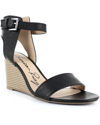 American Rag Aislin Wedge Sandals - Black