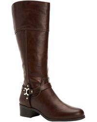 Charter Club Helenn Tall Boots - Brown