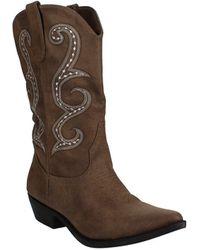 American Rag Dawn Cowgirl Western Boots - Natural