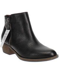 Kensie Gabriella Ankle Booties - Black