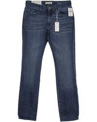 Warp & Weft Cph - Tailored Jeans - Blue